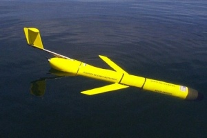 Slocum Glider operated by Rutgers via NOAA